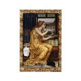 "Evelyn De Morgan ""The Love Potion"" Magnet"