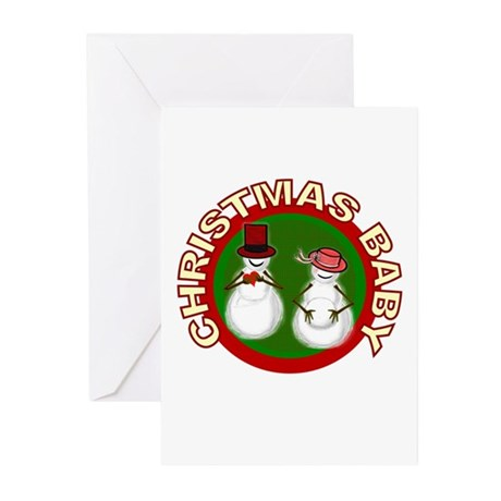Christmas Baby Snowman Shower Invitation (10)