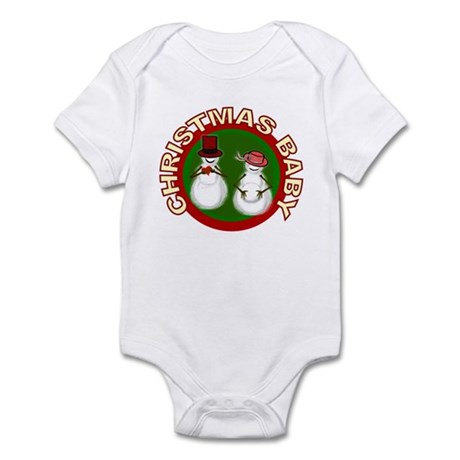 Christmas Baby Infant Bodysuit
