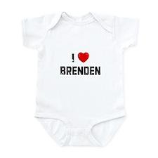 I * Brenden Onesie