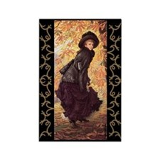 "James Tissot ""October"" Magnet"