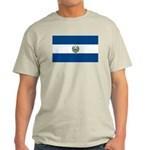 El Salvador Flag Light T-Shirt