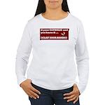 If your catholic..... Women's Long Sleeve T-Shirt