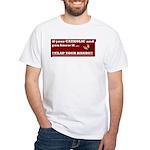 If your catholic..... White T-Shirt