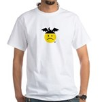 Moonbat White T-Shirt