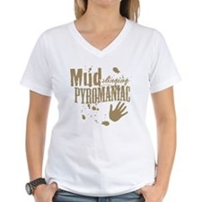 Mud Slinging Pyromaniac Shirt