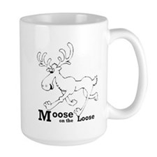 Moose On The Loose Mug