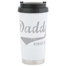 Daddy Since 2011 Ceramic Travel Mug