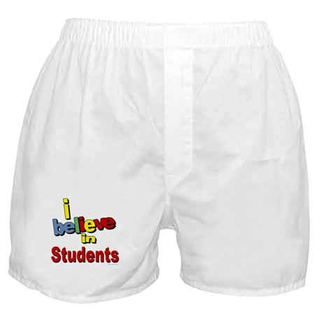 ... teachers Boxer Shorts