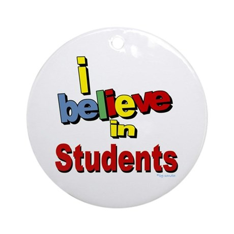 ... teachers Ornament (Round)