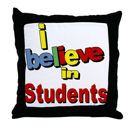 ... teachers Throw Pillow
