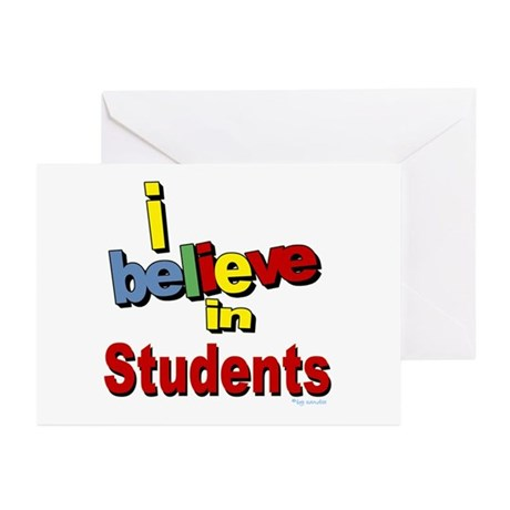 ... teachers Greeting Cards (Pk of 10)