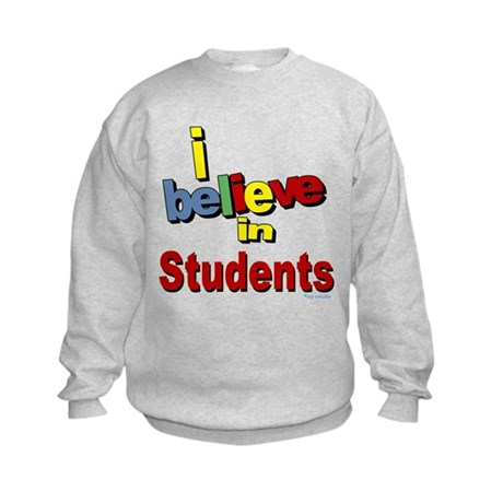 ... teachers Kids Sweatshirt