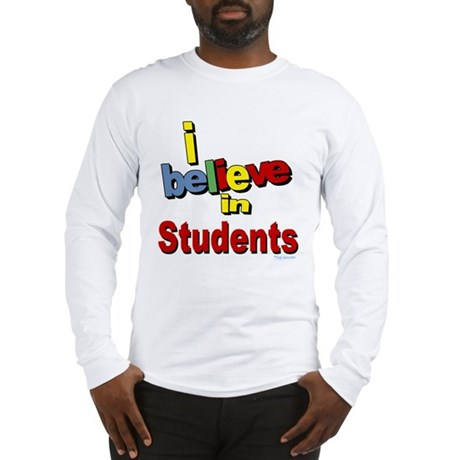 ... teachers Long Sleeve T-Shirt