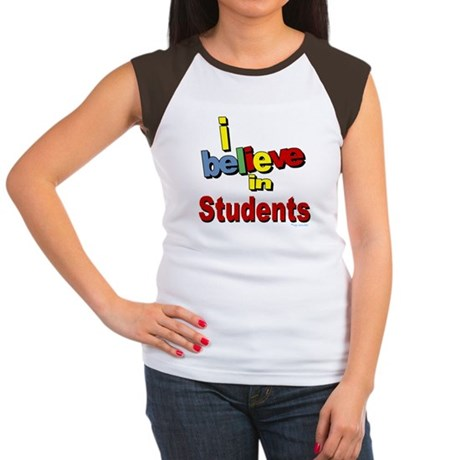 ... teachers Women's Cap Sleeve T-Shirt