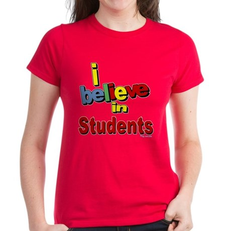 ... teachers Women's Dark T-Shirt