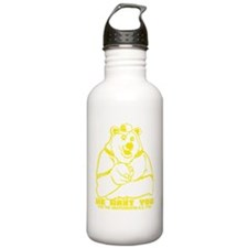 GES PTA WE WANT YOU Water Bottle