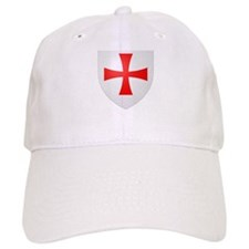 Unique Knights templar Baseball Cap