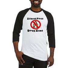 Drug Zone Baseball Jersey