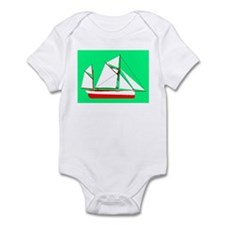 Cute Long island maine Infant Bodysuit