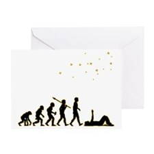 Stargazing3 Greeting Card