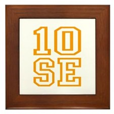 Cool Tennessee vols Framed Tile