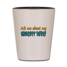Naughty Parts Shot Glass