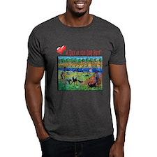 Day at Dog Park T-Shirt