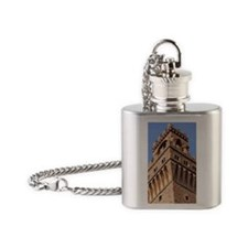 , Flask Necklace