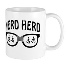 nerd herd glasses  Mug
