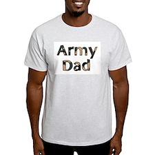 Army Dad Camo T-Shirt