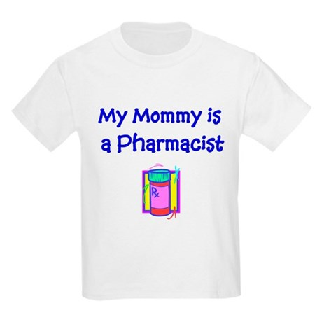 My Mommy Is A Pharmacist Kids T-Shirt