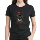 I love my Mini Schnauzer Tee