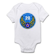 Cute 20th af Infant Bodysuit
