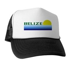 Unique Belize Trucker Hat