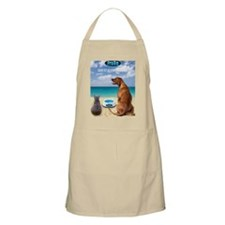 Every Pet Deserves A Cold One Apron