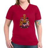 Canadian Coat of Arms Shirt