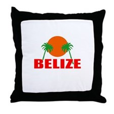 Cute Mayan Throw Pillow