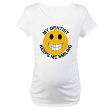 My Dentist Keeps Me Smiling Shirt