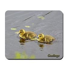 2 Goslings Mousepad