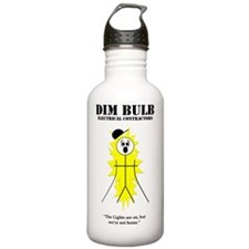 Dim Bulb Electric Water Bottle