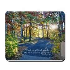 Direct your paths... Mousepad