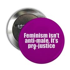 PRO-JUSTICE Button