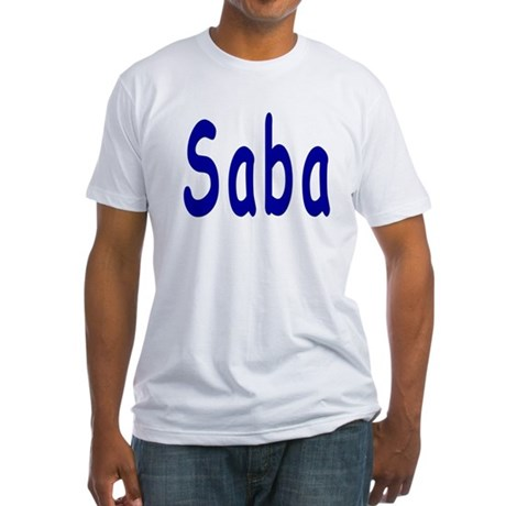 Saba Fitted T-Shirt