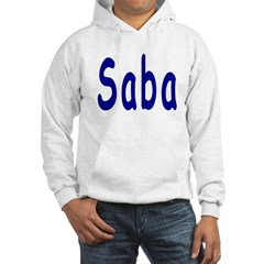 Saba Hooded Sweatshirt