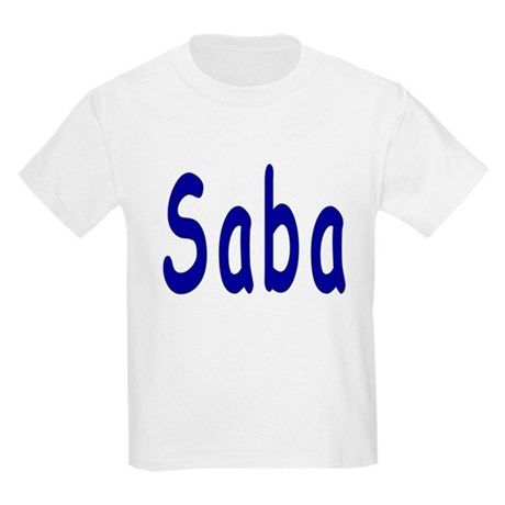 Saba Kids T-Shirt