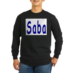 Saba Long Sleeve Dark T-Shirt