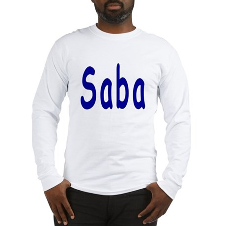 Saba Long Sleeve T-Shirt