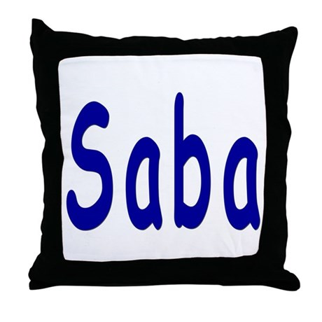 Saba Throw Pillow