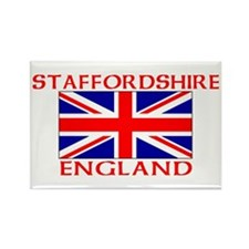 Cute Great britain flag Rectangle Magnet
